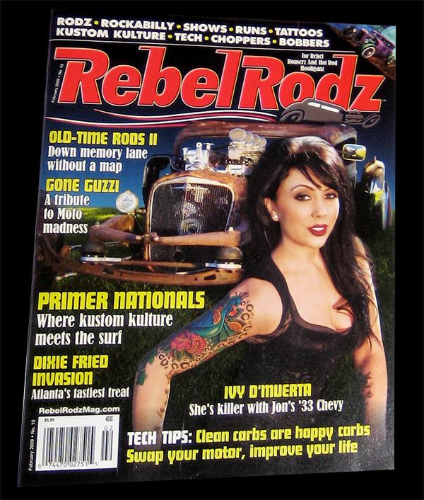 фото с журналов rebel rodz