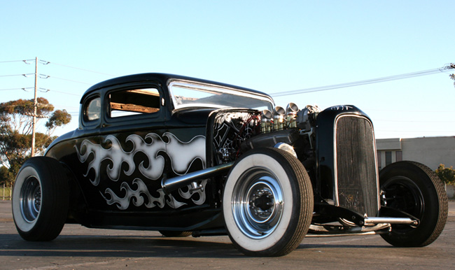 Back to the Hot Rod Surf Hot Rods